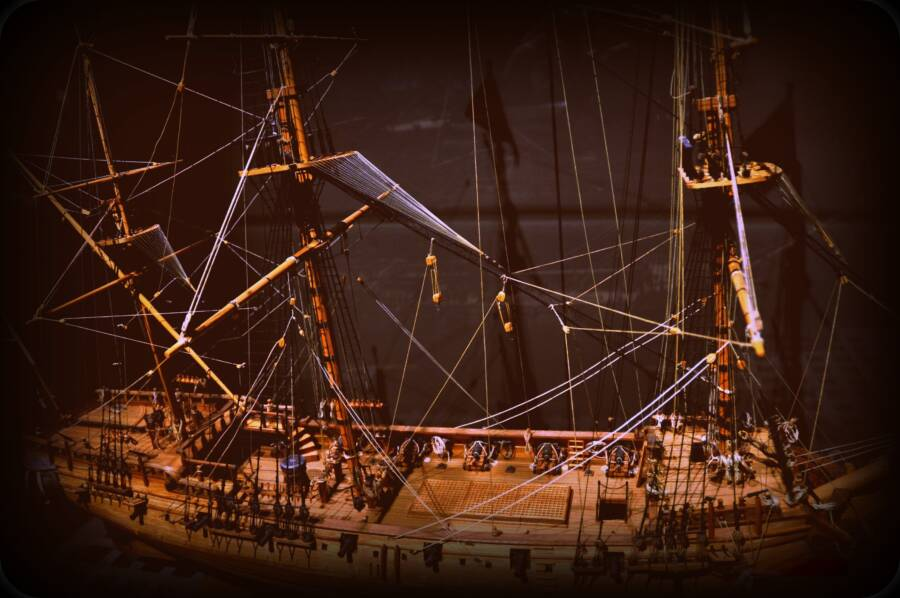 Whydah Ship