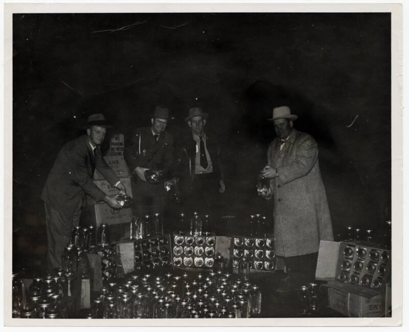 Bootleggers Whiskey