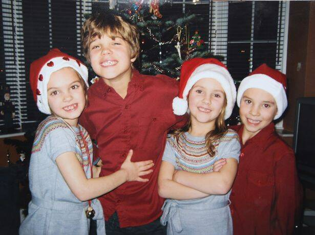 Breck Bednar And His Siblings