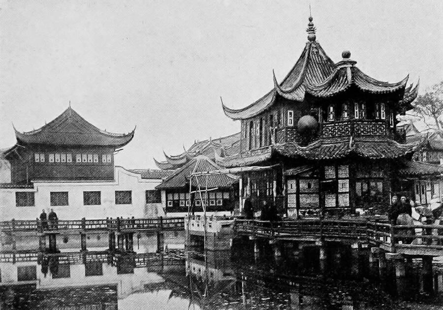 Bridge Of Shanghai