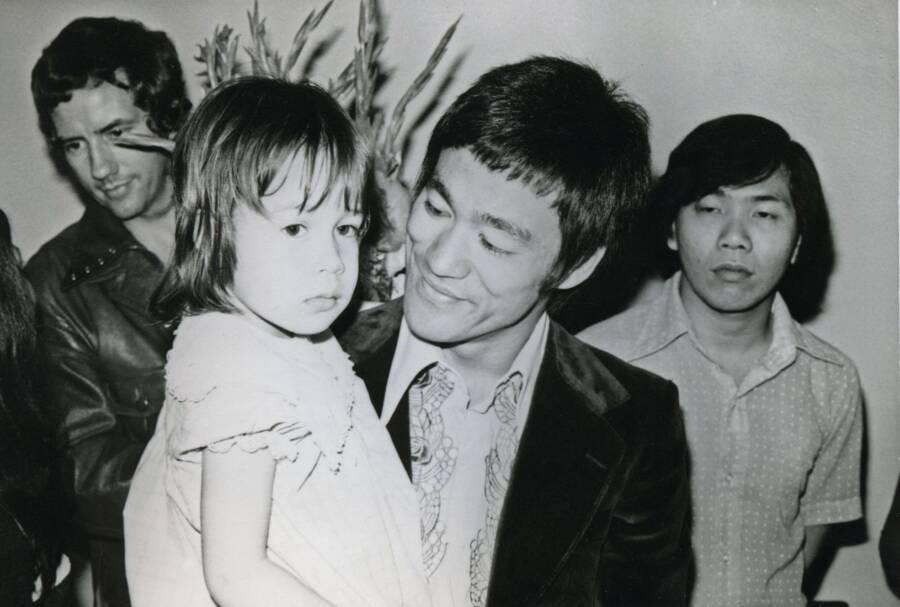 Bruce Lee Daughter