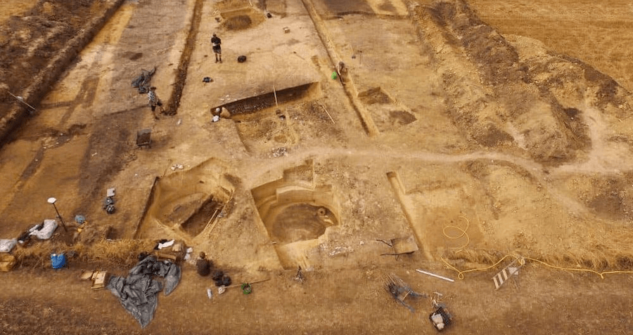 Archaeologists Just Uncovered An Ancient Cemetery And Medieval Fortress Under Polish Farmland