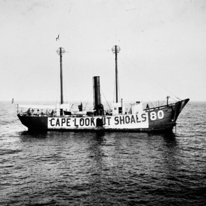 Cape Lookout Lightship
