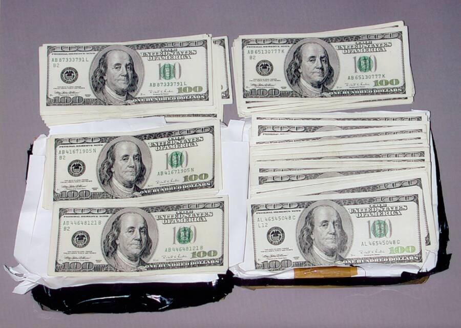 Cash Drop Site For Robert Hanssen