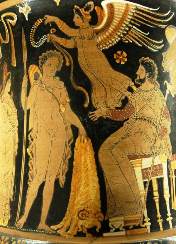 Golden Fleece Ancient Greek