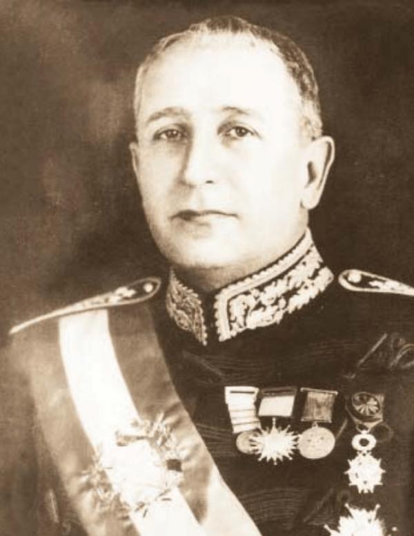 Jorge Ubico