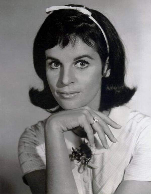Portrait Of Claudine Longet