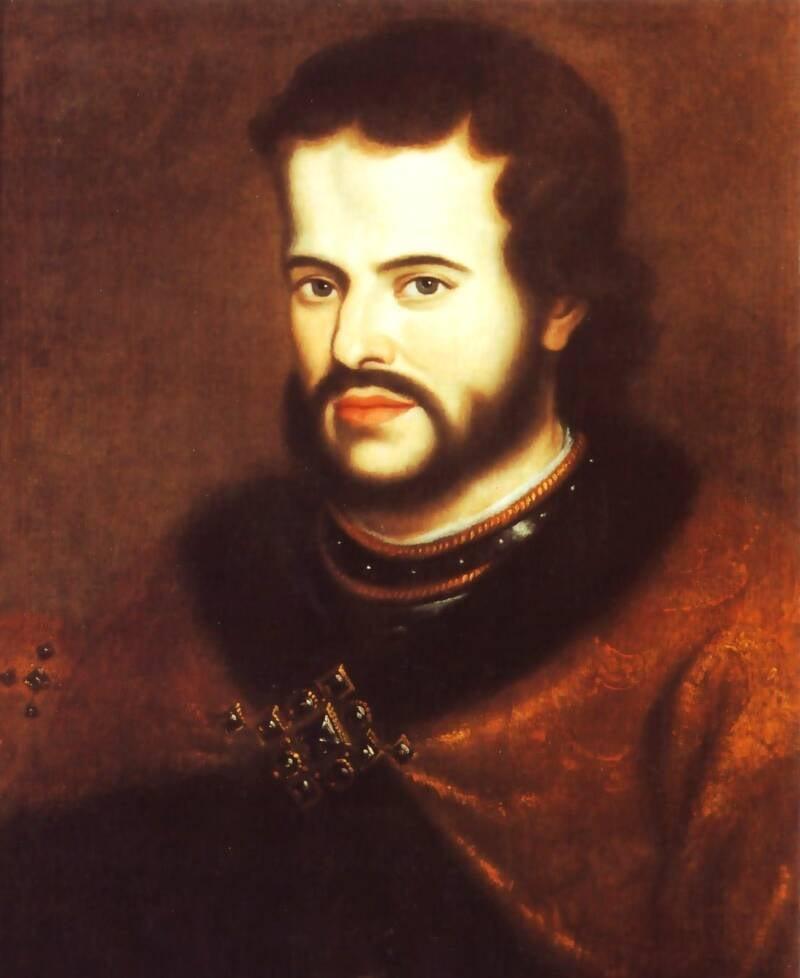 Tsar Ivan V