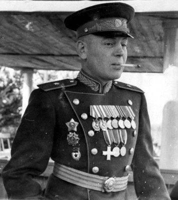 Vasily Stalin War Memorabilia