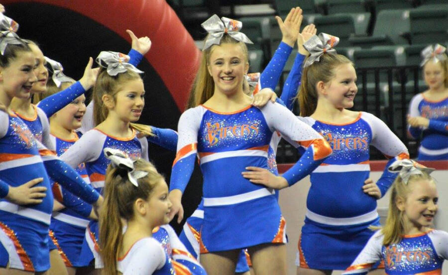 Victory Vipers Cheerleaders