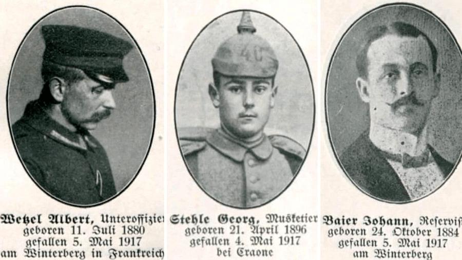 Winterberg Tunnel Victims