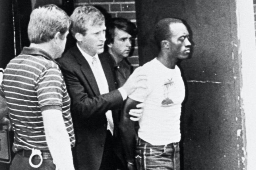 Alton Coleman Arrest