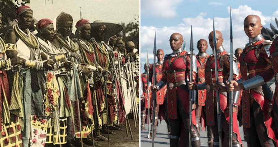 Meet The Dahomey Amazons, The Fearless All-Female Army That Once Dominated West Africa