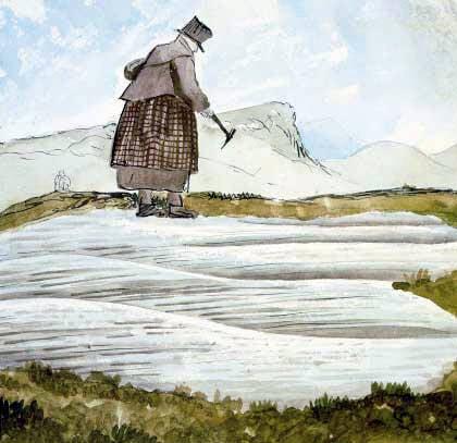 Anning Digging