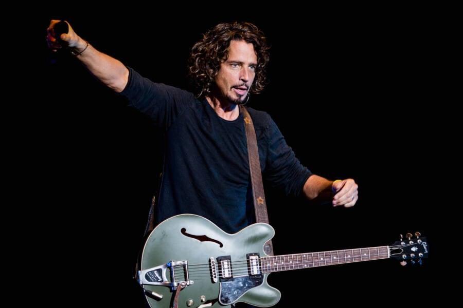 Chris Cornell Death