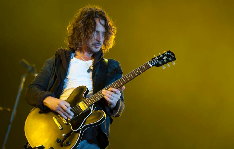 Chris Cornell In Germany