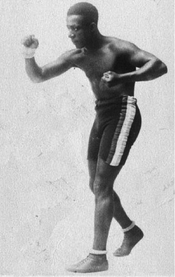 Eugene Bullard Boxing