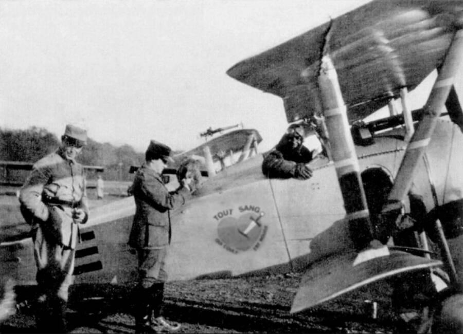 Bullard In Plane