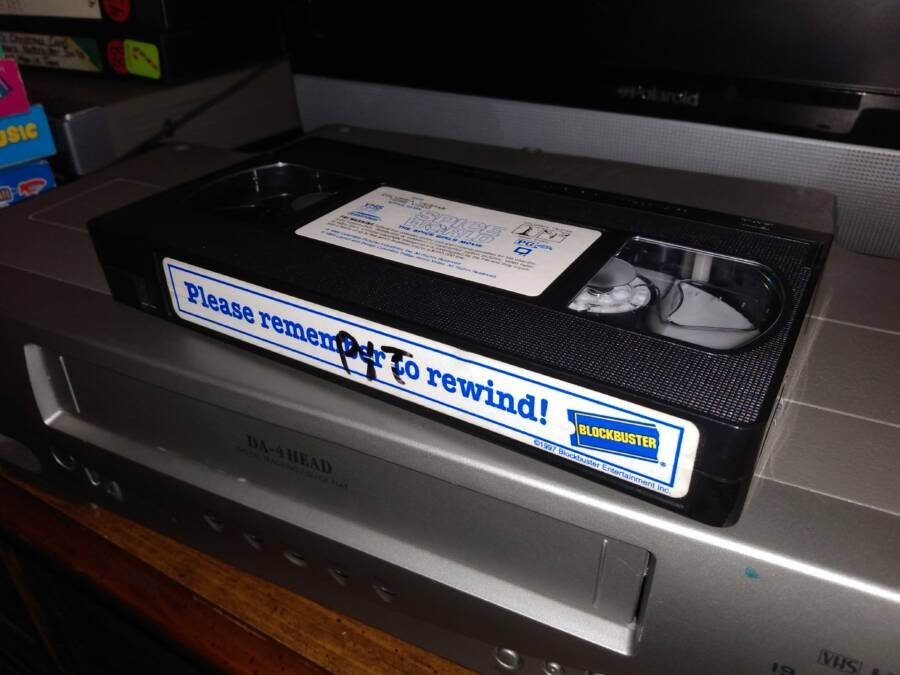 Felony Charges VHS Tapes