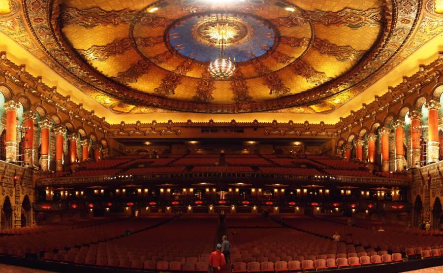 Fox Theatre In Detroit