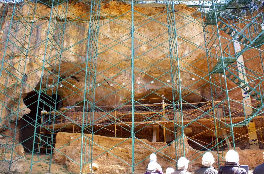 Gran Dolina Cave Site