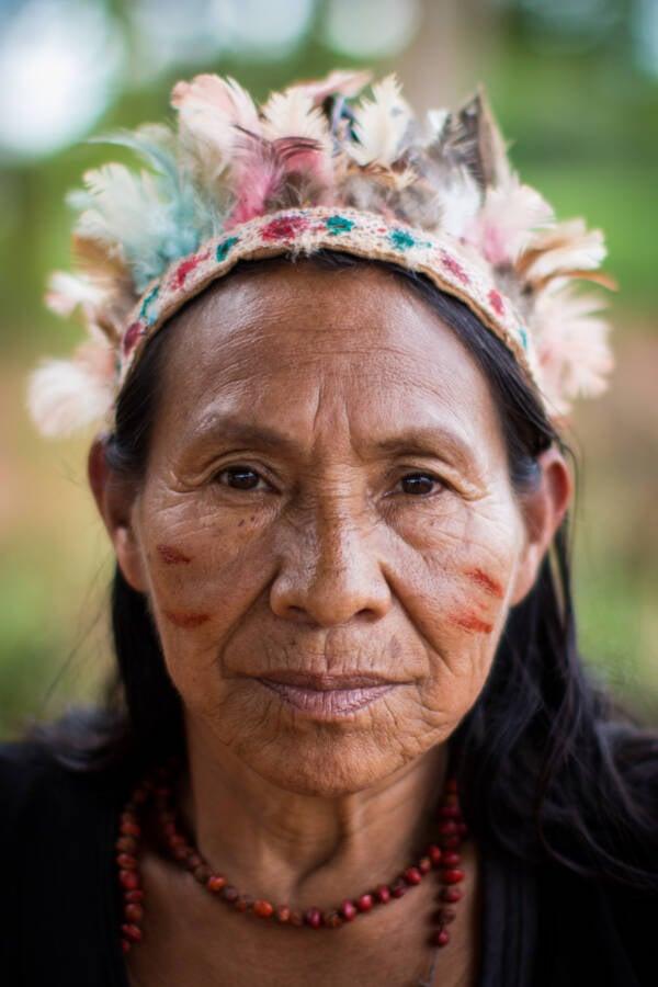 Guarani Kaiowa Woman
