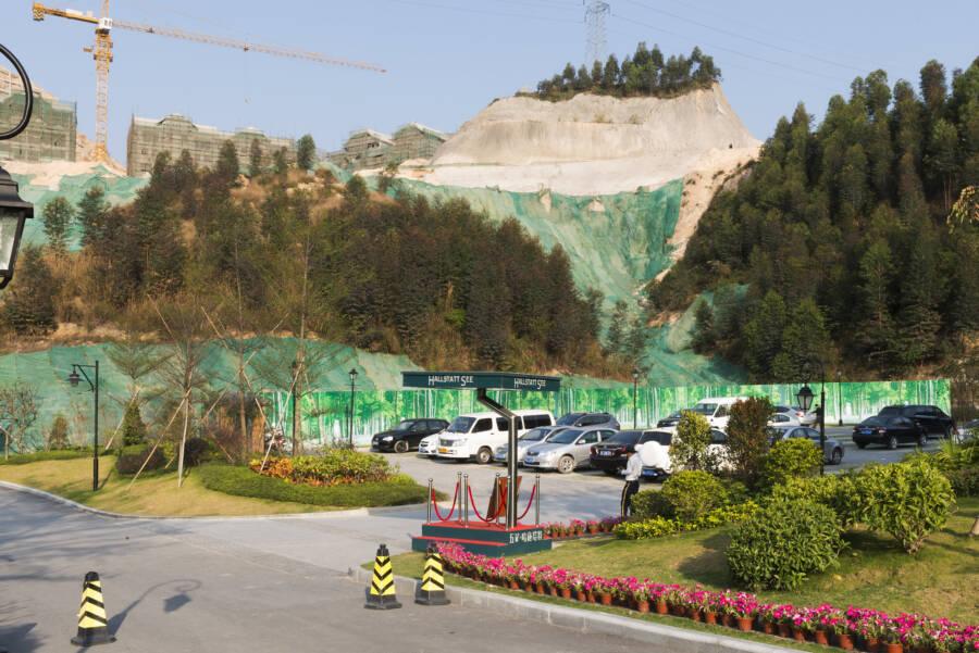 Hallstatt China Construction
