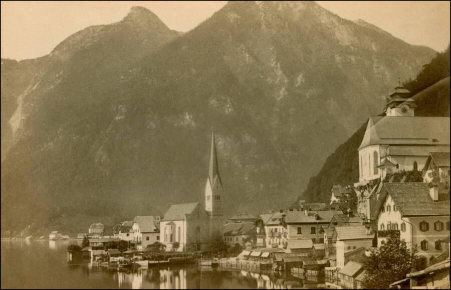 Hallstatt In 1899
