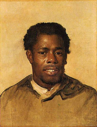 Head Portrait Copley