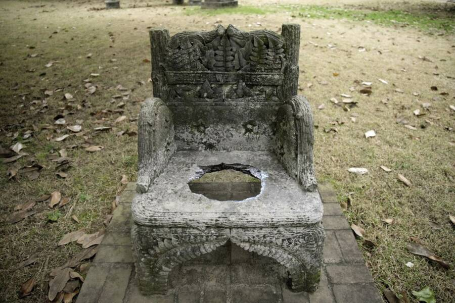 Jefferson Davis Chair