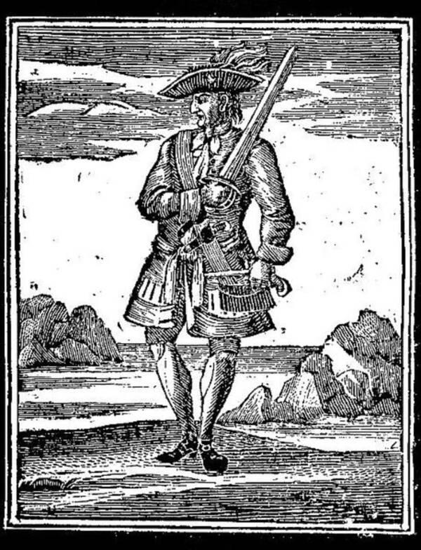 Captain John Rackam