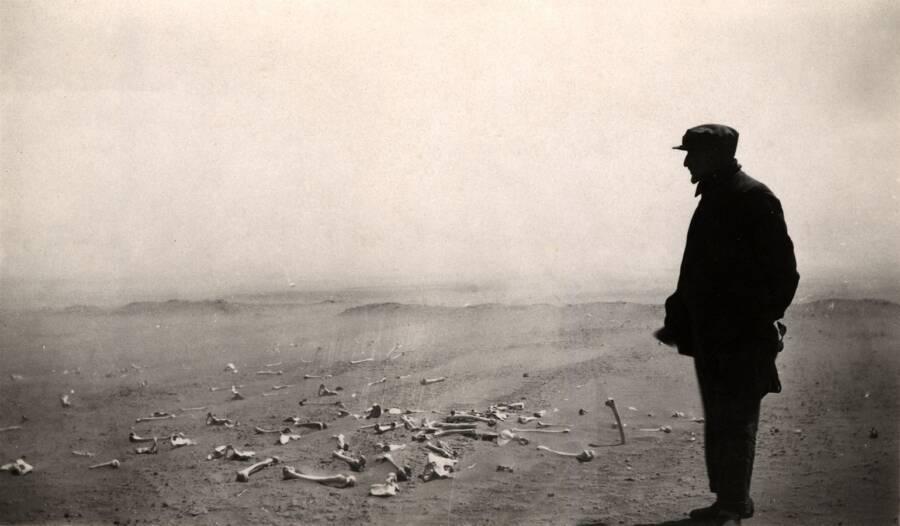 Killing Field Of The Armenian Genocide