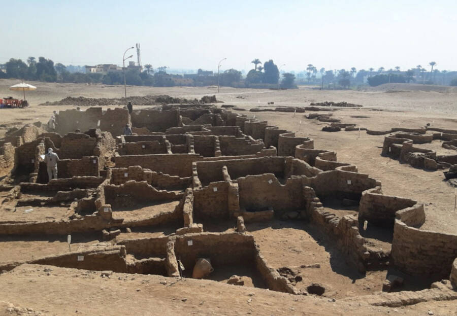 Lost City Of Luxor
