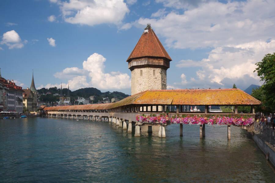 Lucerne Switzerland Today