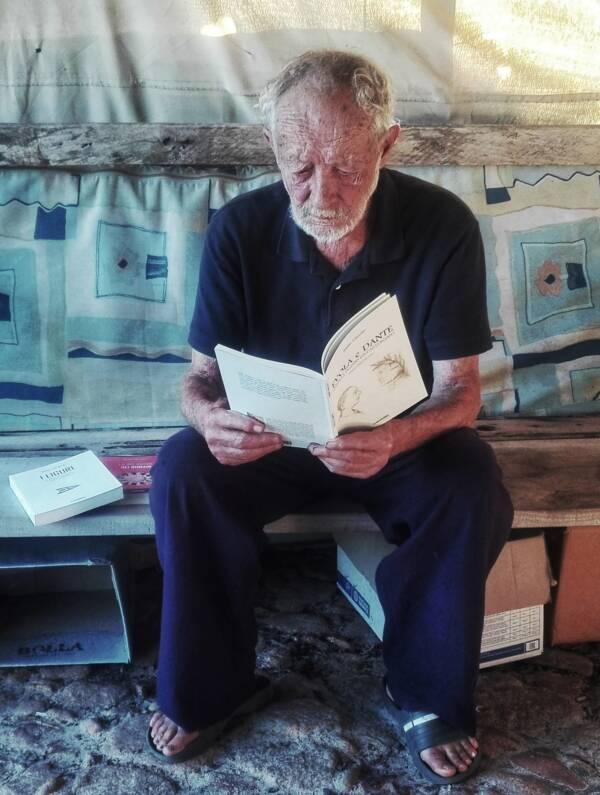 Mauro Morandi Reading