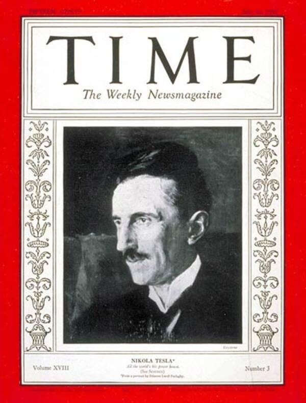 Morte de Nikola Tesla
