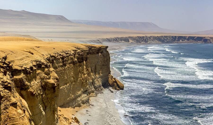 Pacific Coast Peru