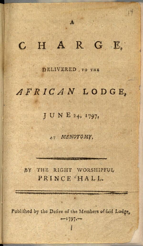 Prince Hall Lodge
