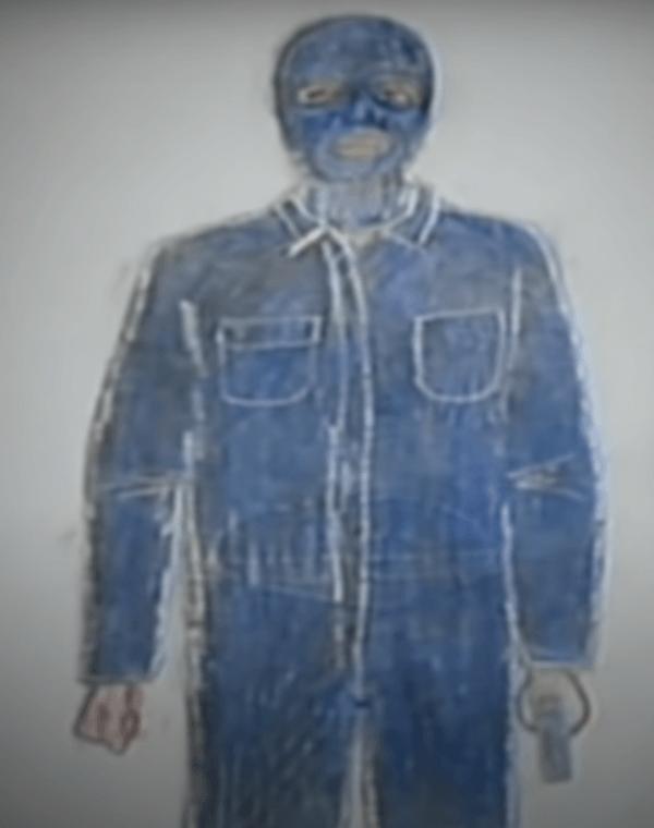 Mr Cruel Sketch