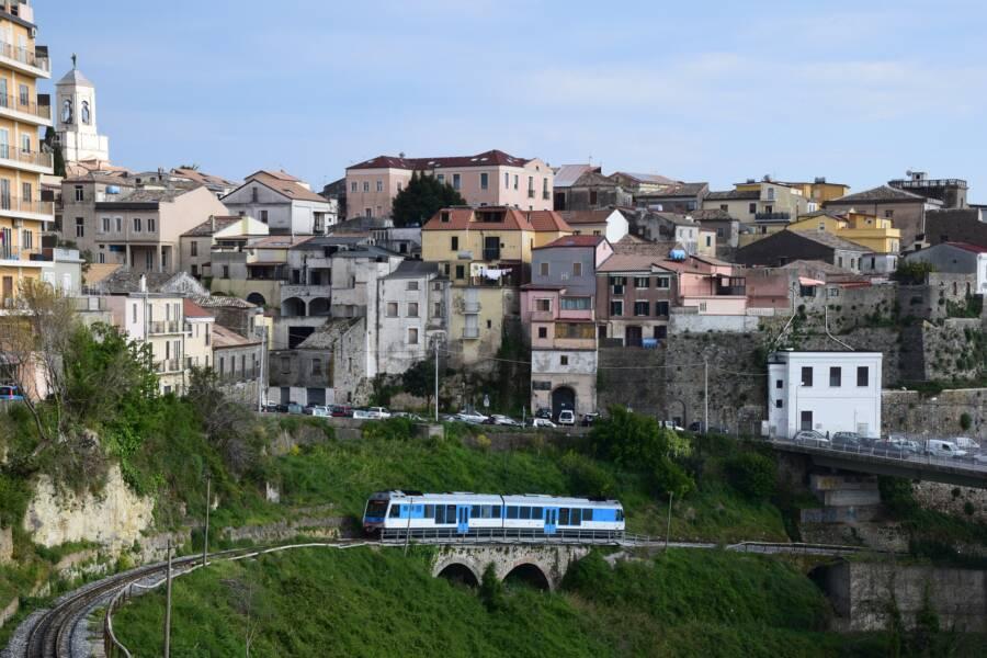 Town Of Catanzaro