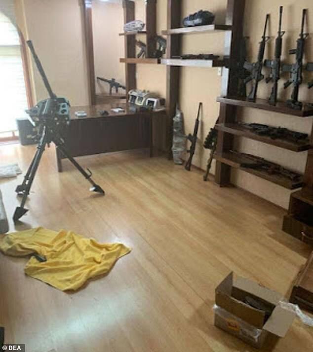 Weapons Raid