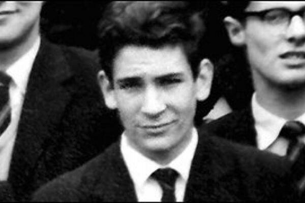 Young Harold Shipman