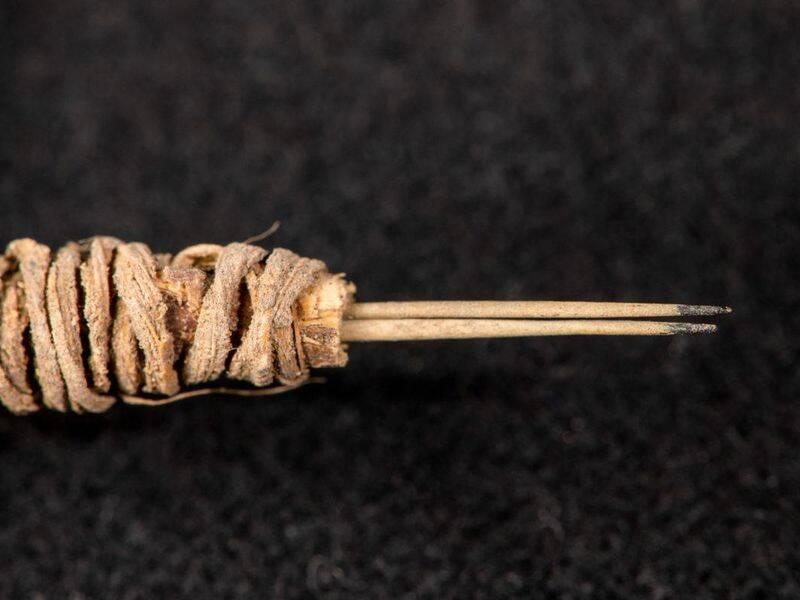 Ancient Tattoo Needles
