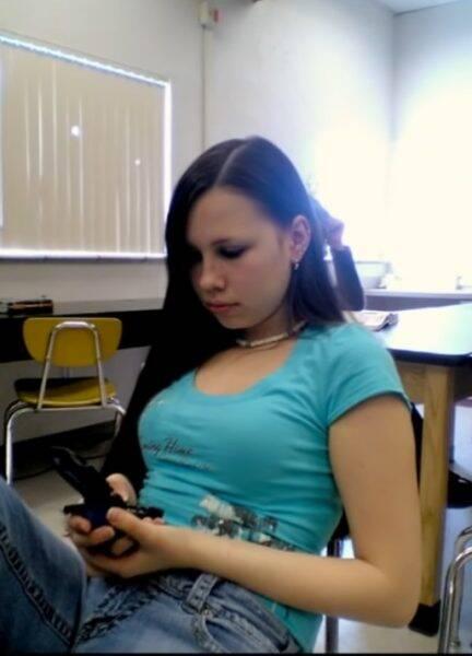 Stoddart In Class