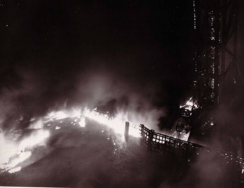 Cuyahoga River Fire Of 1948