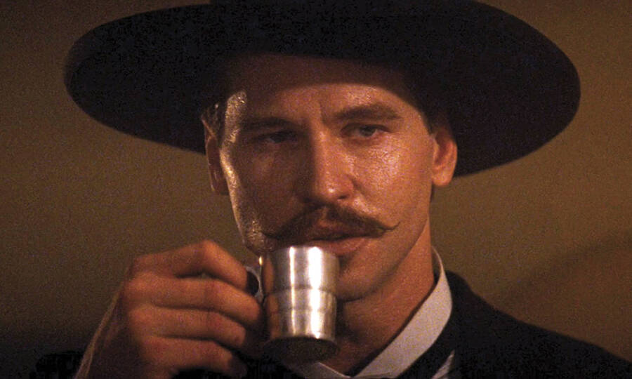 Doc Holliday In Tombstone