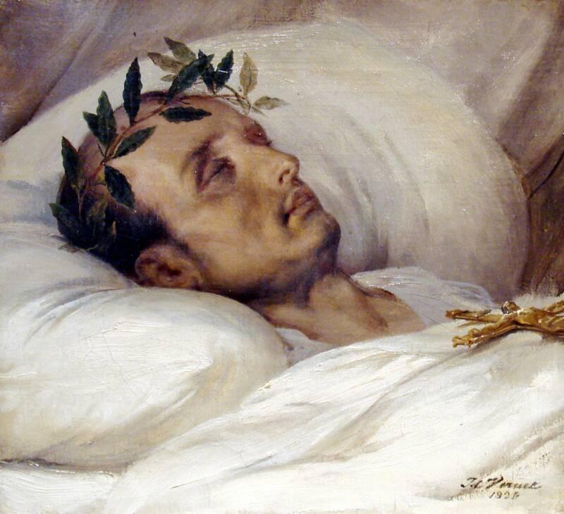 How Did Napoleon Die
