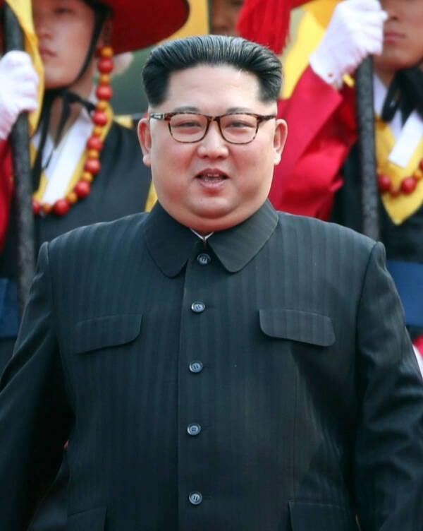 Room 39 Kim Jong Un With Honor Guard