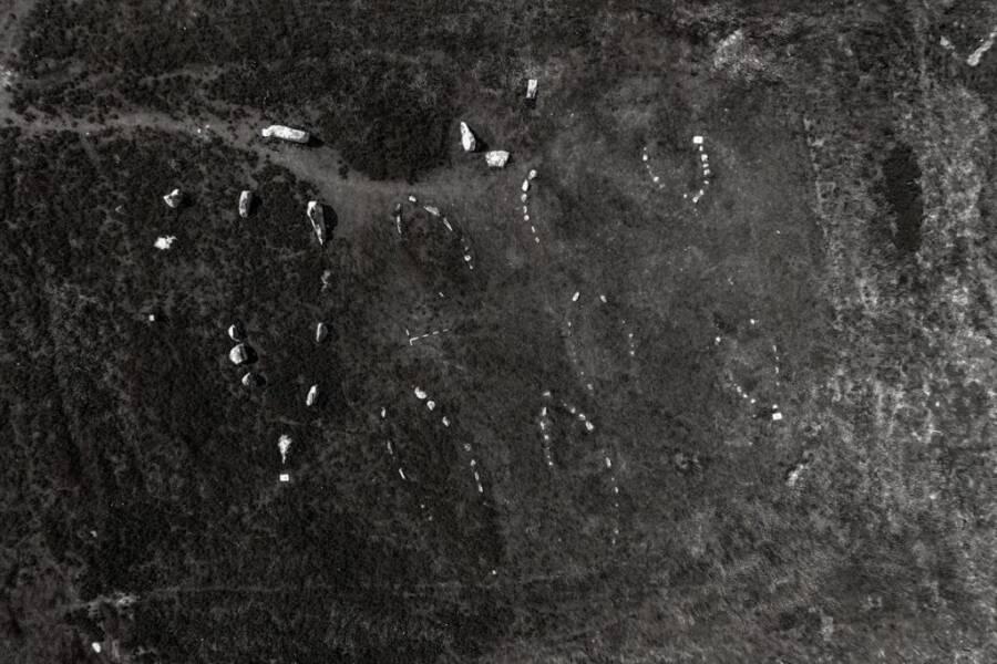 Kalvestene Ship Burials Laser Scan
