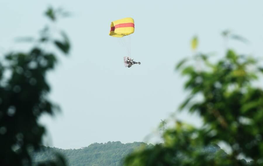 Hangzhou Safari Park Drone
